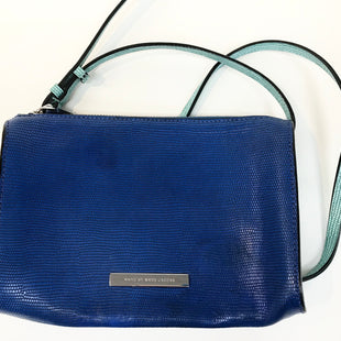 Primary Photo - BRAND: MARC BY MARC JACOBS STYLE: HANDBAG DESIGNER COLOR: BLUE GREEN SIZE: SMALL SKU: 262-26241-34040DESIGNER ITEM - FINAL SALE