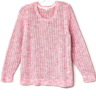 Primary Photo - BRAND: TALBOTS STYLE: SWEATER LIGHTWEIGHT COLOR: PINK SIZE: XL SKU: 262-26275-75981