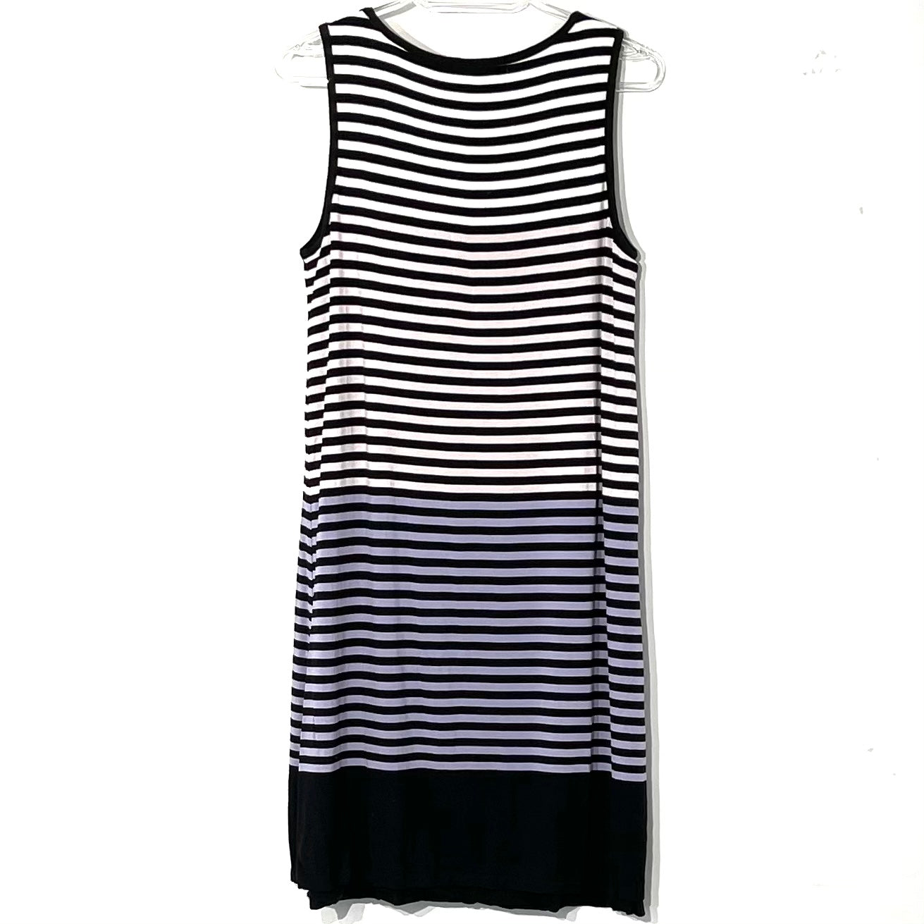 Photo #1 - BRAND: SOMA <BR>STYLE: DRESS SHORT SLEEVELESS <BR>COLOR: STRIPED <BR>SIZE: M <BR>SKU: 262-26211-141858<BR>5% SPANDEX <BR>REVERSIBLE SEE PHOTO