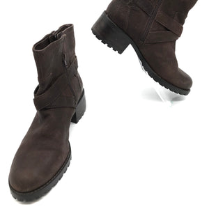 Primary Photo - BRAND: LORD AND TAYLOR STYLE: BOOTS ANKLE COLOR: BROWN SIZE: 8.5 SKU: 262-26275-68648COUPLE SLIGHT SPOTS