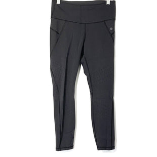 Primary Photo - BRAND: ATHLETA STYLE: ATHLETIC CAPRIS COLOR: BLACK SIZE: M SKU: 262-26275-74392