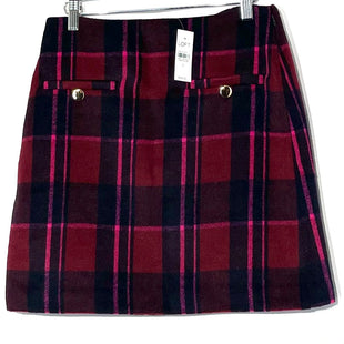 Primary Photo - BRAND: ANN TAYLOR LOFT STYLE: SKIRT COLOR: PLAID SIZE: XS SKU: 262-26275-75745