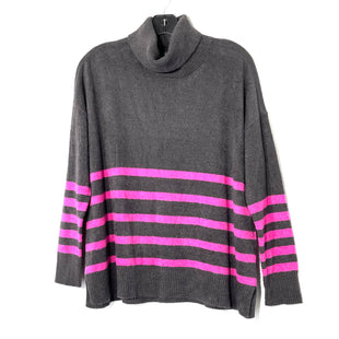 Primary Photo - BRAND: VINCE CAMUTO STYLE: SWEATER LIGHTWEIGHT COLOR: GREY PINKSIZE: M SKU: 262-26275-74170