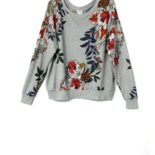 Primary Photo - BRAND: PEYTON JENSEN STYLE: TOP LONG SLEEVE COLOR: FLORAL SIZE: XL SKU: 262-26275-732274% SPANDEX