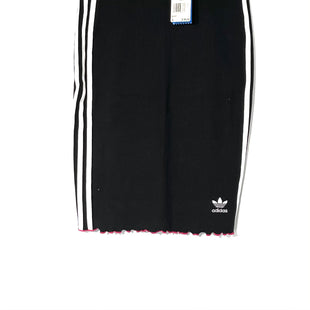 Primary Photo - BRAND: ADIDAS STYLE: SKIRT COLOR: BLACK WHITE SIZE: S SKU: 262-26275-74020