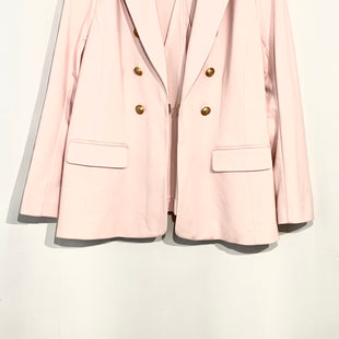 Primary Photo - BRAND: LANE BRYANT STYLE: BLAZER JACKET COLOR: LIGHT PINK SIZE: 2X 20SKU: 262-262101-1622