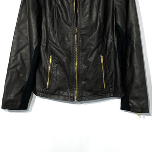 Primary Photo - BRAND: CALVIN KLEIN STYLE: JACKET OUTDOOR COLOR: BLACK SIZE: XL SKU: 262-26275-67726