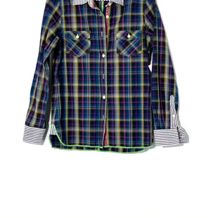 Primary Photo - BRAND:    ARNOLD ZIMBERGSTYLE: TOP LONG SLEEVE COLOR: PLAID SIZE: S OTHER INFO: ARNOLD ZIMBERG  - SKU: 262-26275-72087