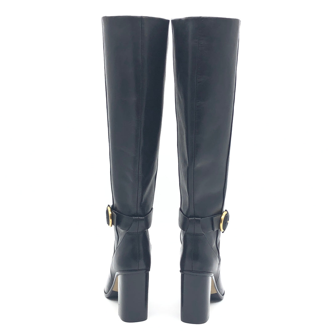 Photo #3 - BRAND: TED BAKER <BR>STYLE: BOOTS KNEE <BR>COLOR: BLACK <BR>SIZE: 8.5 | 38.5<BR>SKU: 262-26275-75413<BR>IN GREAT SHAPE AND CONDITION