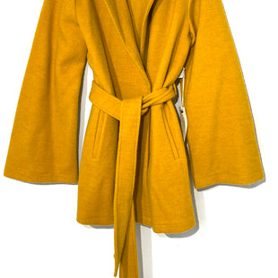 Primary Photo - BRAND:    BAGATELLE STYLE: JACKET OUTDOOR COLOR: MUSTARD SIZE: M OTHER INFO: BAGATELLE - SKU: 262-26275-6798352% WOOL2 SNAP CLOSURE