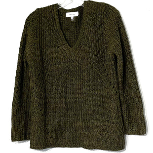 Primary Photo - BRAND: PEYTON JENSEN STYLE: SWEATER LIGHTWEIGHT COLOR: OLIVE SIZE: S SKU: 262-26275-76444