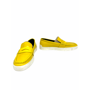 Primary Photo - BRAND: RAG & BONES JEANS STYLE: SHOES FLATS COLOR: YELLOW SIZE: 9.5 /39.5SKU: 262-26211-145695SOME SMUDGES ON SOLES AS IS
