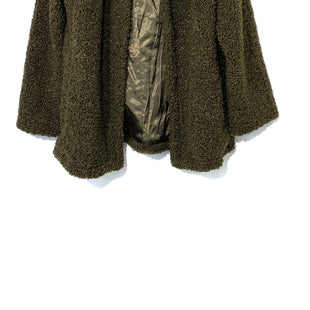 Primary Photo - BRAND: MAX STUDIO STYLE: COAT SHORT COLOR: OLIVE SIZE: L SKU: 262-26275-70656