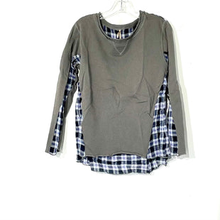 Primary Photo - BRAND:    PETESTYLE: TOP LONG SLEEVE COLOR: PLAID SIZE: S OTHER INFO: PETE - SKU: 262-26275-73517