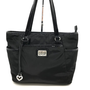 "Primary Photo - BRAND: BRIGHTON STYLE: HANDBAG DESIGNER COLOR: BLACK SIZE: MEDIUM 9.8""HX15.5""LX4.5""WSKU: 262-26275-72122IN GREAT SHAPE AND CONDITION"