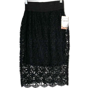 Primary Photo - BRAND: LILY WHITE STYLE: SKIRT COLOR: BLACK SIZE: S SKU: 262-26275-66803