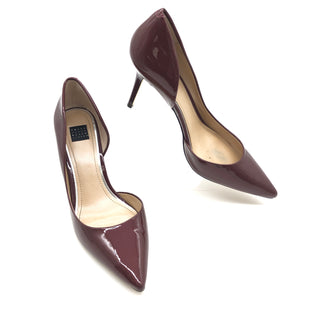 Primary Photo - BRAND: WHITE HOUSE BLACK MARKET STYLE: SHOES LOW HEEL COLOR: BROWN SIZE: 8 SKU: 262-26275-76675IN GOOD SHAPE AND CONDITION