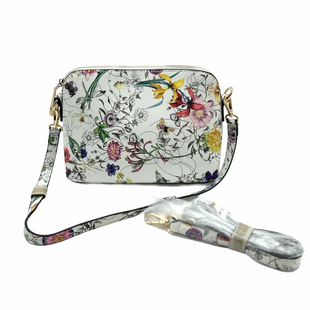 Primary Photo - BRAND:    CLOTHES MENTOR STYLE: HANDBAG COLOR: FLORAL SIZE: SMALL SKU: 262-262101-3259
