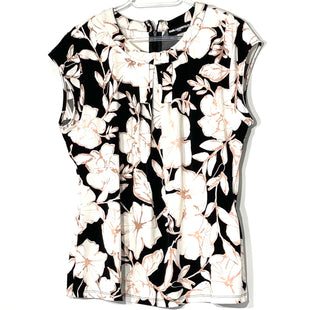 Primary Photo - BRAND: KARL LAGERFELD STYLE: TOP SHORT SLEEVE COLOR: FLORAL SIZE: L SKU: 262-26275-76370
