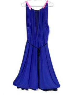 Primary Photo - BRAND: T TAHARI STYLE: DRESS SHORT SLEEVELESS COLOR: ROYAL BLUE SIZE: XL SKU: 262-26275-67197