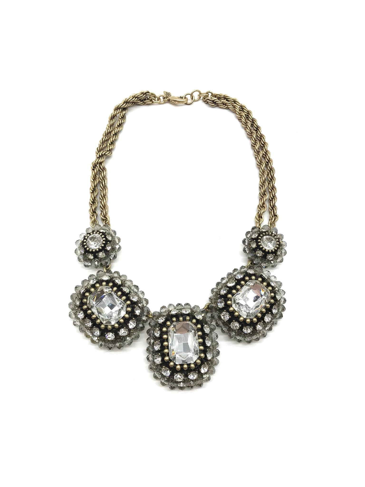 Photo #1 - BRAND:    BANANA REPUBLIC <BR>STYLE: NECKLACE <BR>COLOR: SPARKLES <BR>SKU: 262-26275-68014