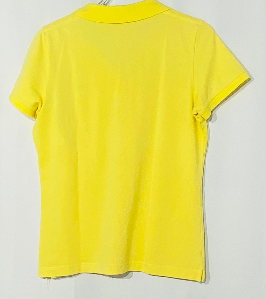 Photo #1 - BRAND: LILLY PULITZER <BR>STYLE: TOP SHORT SLEEVE <BR>COLOR: YELLOW <BR>SIZE: L <BR>SKU: 262-26241-42679<BR>DESIGNER FINAL