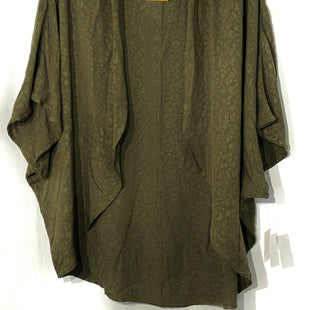 Primary Photo - BRAND:    STYLE RACKSTYLE: TOP SHORT SLEEVE SHAWLCOLOR: OLIVE SIZE: S OTHER INFO: STYLERACK  - SKU: 262-26275-66075
