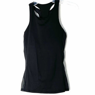 Primary Photo - BRAND: LULULEMON STYLE: ATHLETIC TANK TOP COLOR: BLACK SIZE: S OTHER INFO: APPROX 4-6 NO TAG SKU: 262-26241-47006