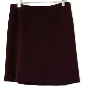 Primary Photo - BRAND: DIANE VON FURSTENBERG STYLE: SKIRT COLOR: MAROON SIZE: S /4SKU: 262-26241-43041