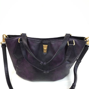 Primary Photo - BRAND: MARC BY MARC JACOBS STYLE: HANDBAG COLOR: PURPLE SIZE: MEDIUM SKU: 262-26211-125882DESIGNER BRAND-FINAL SALE