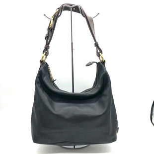Primary Photo - BRAND: COLE-HAAN STYLE: HANDBAG COLOR: BLACK SIZE: MEDIUM SKU: 262-26211-143869GENTLEST WEAR ON HARDWARE (SEE PICS)