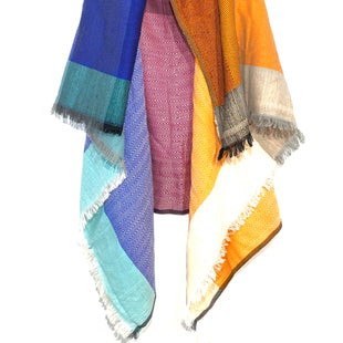 Primary Photo - BRAND:    KARIGARSTYLE: SHAWL COLOR: MULTI SIZE: M/LOTHER INFO: KARIGAR - SKU: 262-26211-140375100% WOOL