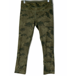 Primary Photo - BRAND: LULULEMON STYLE: ATHLETIC CAPRIS COLOR: CAMOFLAUGE SIZE: 2 OTHER INFO: SKU: 262-26241-47329DESIGNER FINAL