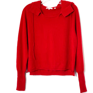 Primary Photo - BRAND:    360 CASHMERE STYLE: SWEATER CASHMERE COLOR: RED SIZE: S OTHER INFO: 360 CASHMERE - SKU: 262-26275-75308
