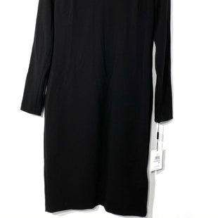 Primary Photo - BRAND: CALVIN KLEIN STYLE: DRESS SHORT LONG SLEEVE COLOR: BLACK SIZE: S /6SKU: 262-26275-68123