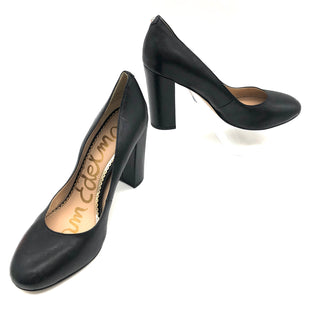 Primary Photo - BRAND: SAM EDELMAN STYLE: SHOES LOW HEEL COLOR: BLACK SIZE: 7 SKU: 262-26275-78344. MAY HAVE SOME SLIGHT SCRATCHES.