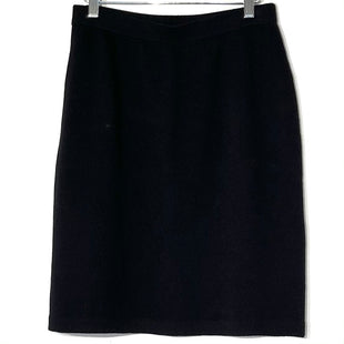 Primary Photo - BRAND: ST JOHN BASICSSTYLE: SKIRT COLOR: BLACK SIZE: 8SKU: 262-26241-45260PURCHASE MATCHING SLEEVELESS TOP SEE PHOTOS