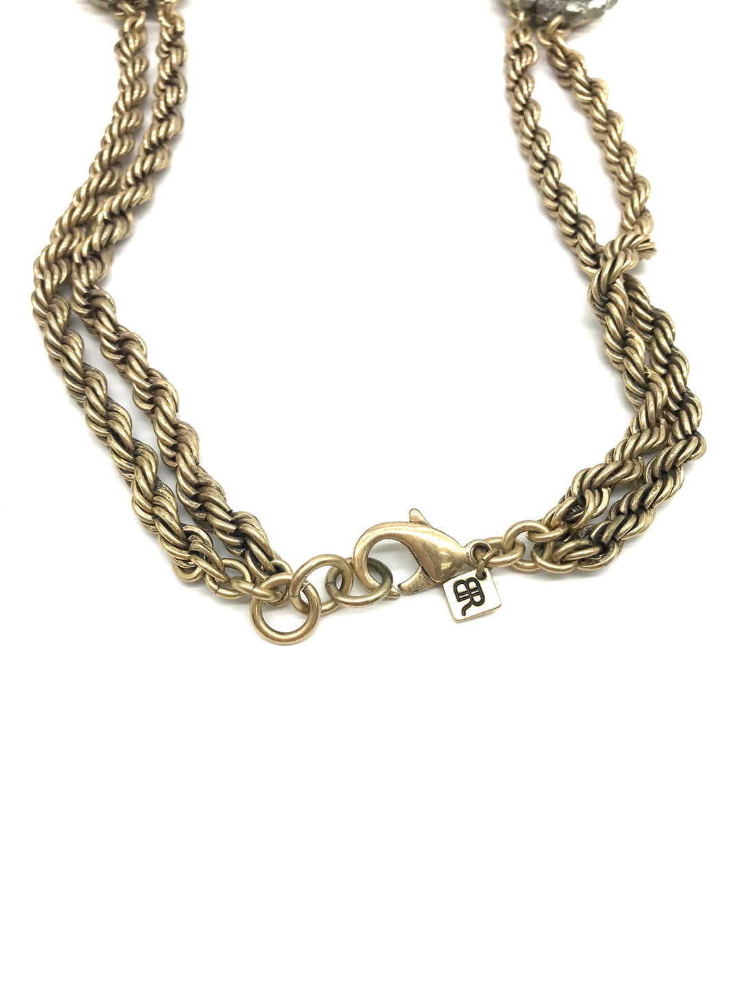 Photo #3 - BRAND:    BANANA REPUBLIC <BR>STYLE: NECKLACE <BR>COLOR: SPARKLES <BR>SKU: 262-26275-68014