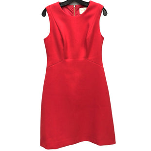 Primary Photo - BRAND: KATE SPADE STYLE: DRESS SHORT SLEEVELESS COLOR: RED SIZE: M SKU: 262-262101-3238