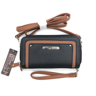 Primary Photo - BRAND: STONE MOUNTAIN STYLE: WALLET COLOR: BLACK SIZE: SMALL SKU: 262-26211-142494AS IS