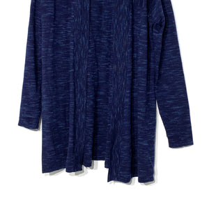 Primary Photo - BRAND: LULULEMON STYLE: ATHLETIC SWEATERCOLOR: NAVY SIZE: 8 SKU: 262-26211-141590DESIGNER FINAL SIDE SLITS STYLE