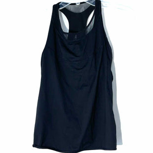 Primary Photo - BRAND: LULULEMON STYLE: ATHLETIC TANK TOP COLOR: BLACK SIZE: 6 SKU: 262-26211-144704
