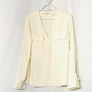 Primary Photo - BRAND: RACHEL ROY STYLE: BLOUSE COLOR: OFF WHITE SIZE: S SKU: 262-262101-2060