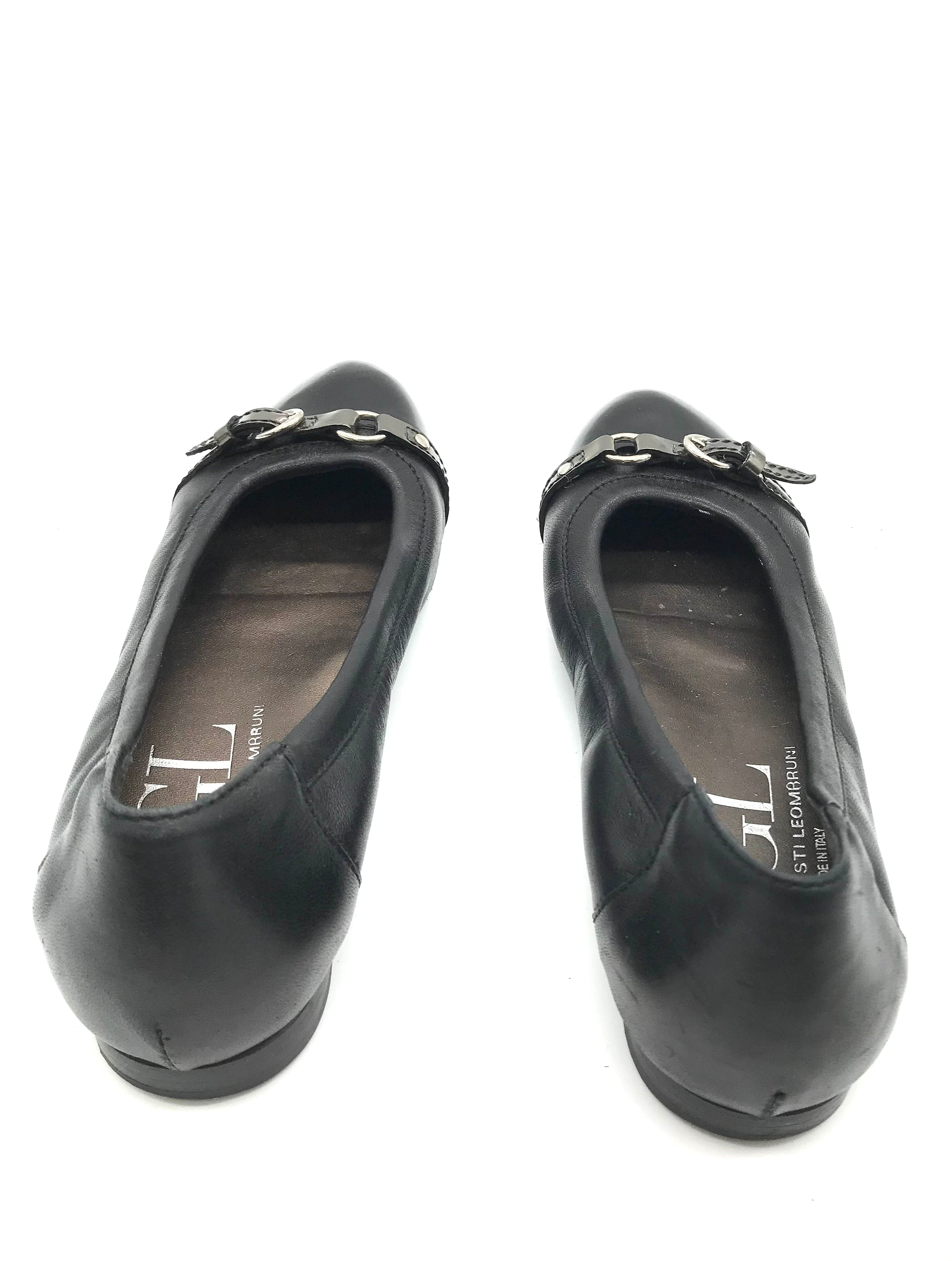 Photo #2 - BRAND:  CMB <BR>STYLE: SHOES FLATS <BR>COLOR: BLACK <BR>SIZE: 8 <BR>SKU: 262-26275-73109<BR><BR>AS IS WEAR (SEE PHOTOS)