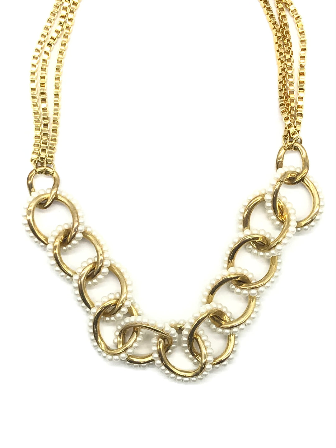 Photo #1 - BRAND:  ANN TAYLOR<BR>STYLE: NECKLACE <BR>SKU: 262-26241-44270<BR>AS IS