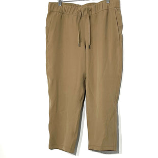 Primary Photo - BRAND: LULULEMON STYLE: ATHLETIC PANTS COLOR: TAN SIZE: 10 SKU: 262-26241-44996DESIGNER FINAL