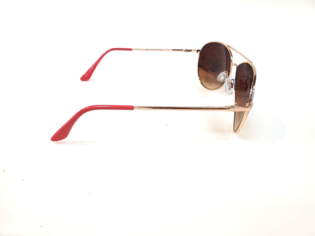 Photo #1 - BRAND: EXPRESS <BR>STYLE: SUNGLASSES <BR>COLOR: BROWN <BR>SKU: 262-26285-2753