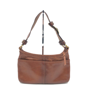Primary Photo - BRAND: COACH STYLE: HANDBAG COLOR: BROWN SIZE: SMALL SKU: 262-262101-2152SOME LEATHER SCRATCHES • OVERALL IN GOOD SHAPE AND CONDITION •