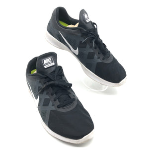 Primary Photo - BRAND: NIKE STYLE: SHOES ATHLETIC COLOR: BLACK SIZE: 8 SKU: 262-26211-142482GENTLE WEAR - AS IS