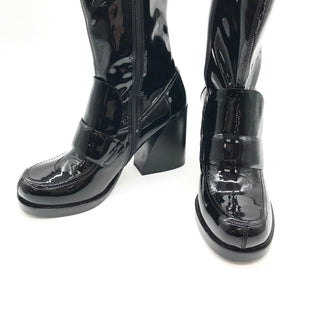 Primary Photo - BRAND: JEFFERY CAMPBELL STYLE: BOOTS ANKLE COLOR: BLACK SIZE: 9 SKU: 262-26275-69030AS IS